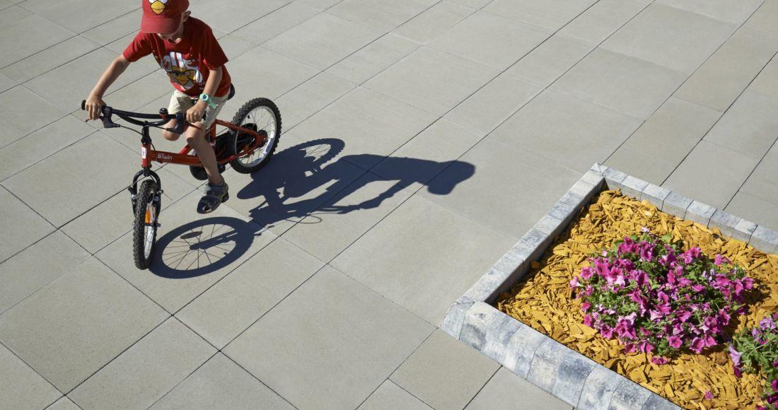 rowerek nawierzchnia plaza grande