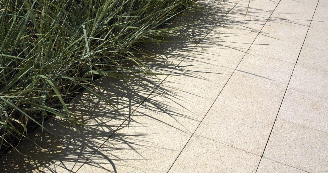 Płyty Presstone powierzchnia gładka 40x40 marmur chodnik