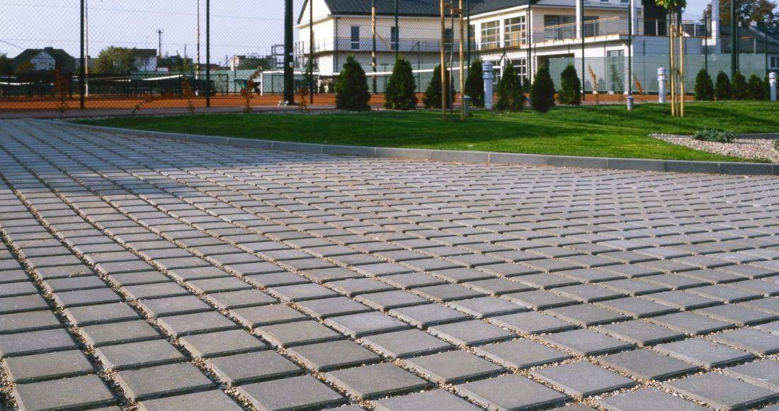ekologiczne nawierzchnie betonowe