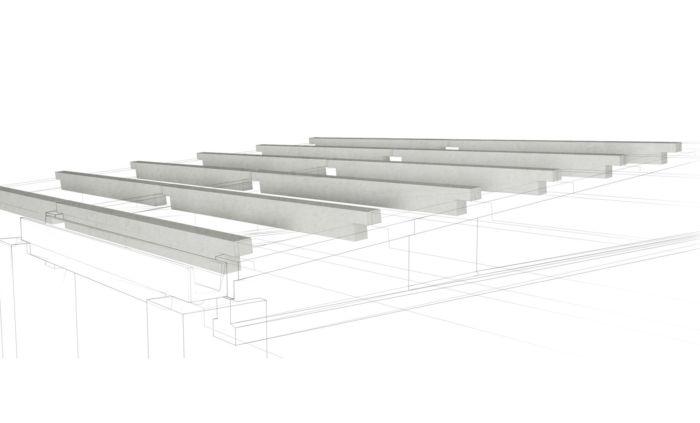 prefabrykaty_płatwie dachowe