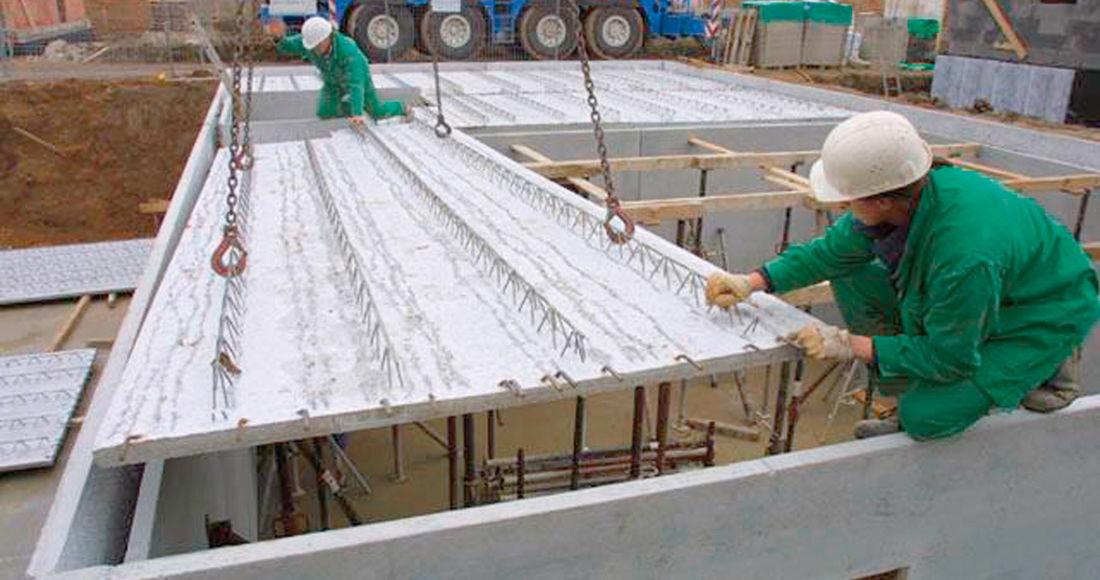 Strop filigran – szybkie i trwałe budowanie stropów | POZBRUK