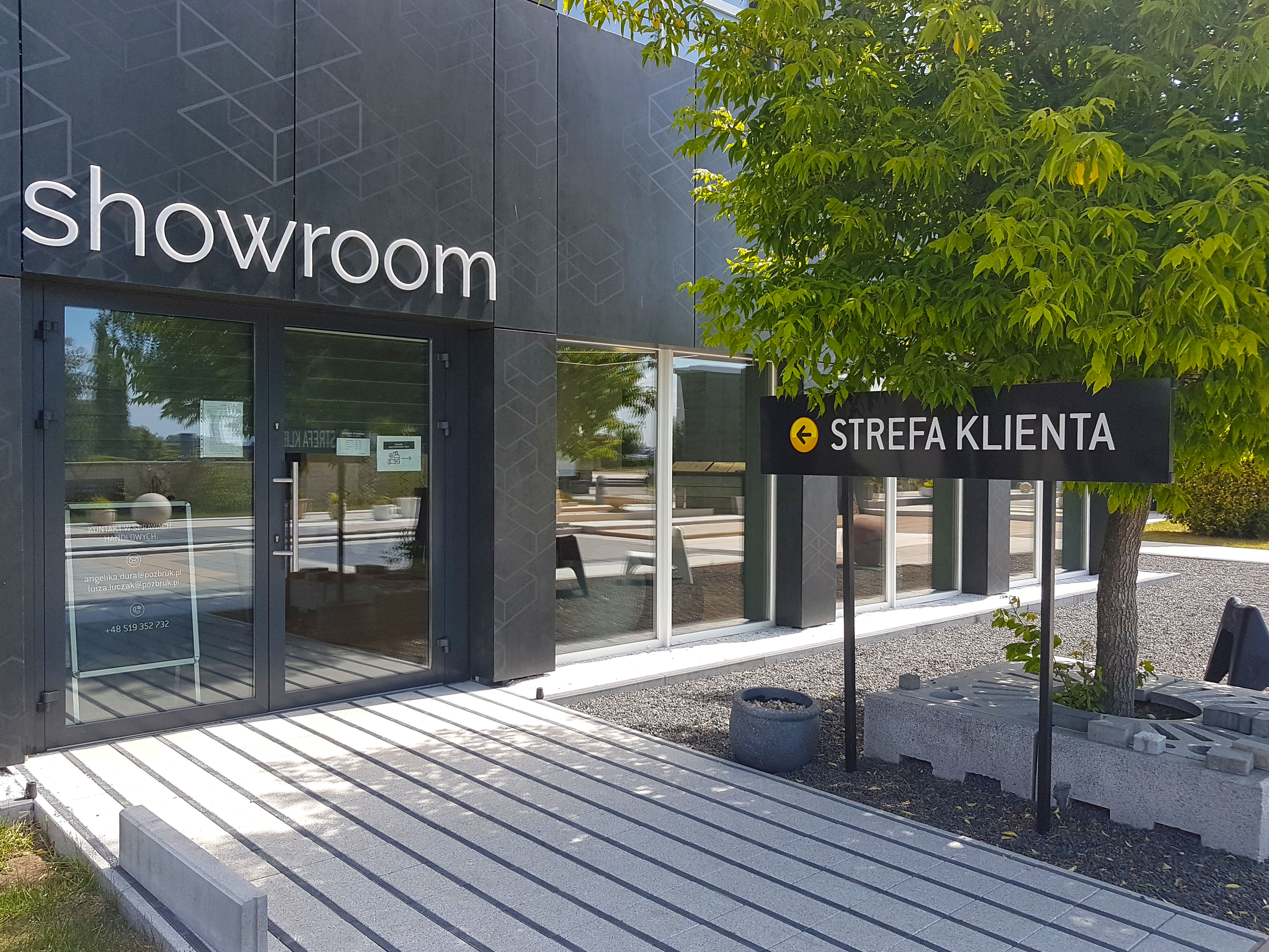Shwroom Scalamid Biuro obsługi klienta