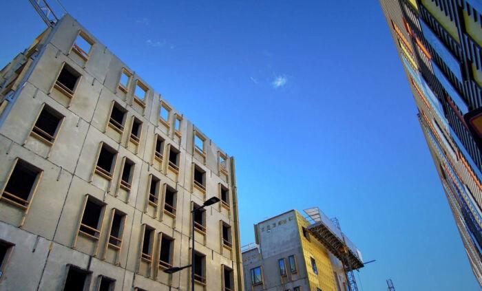 ściany i stropy prefabrykowane pozbruk