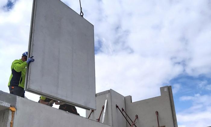 ściany i stropy prefabrykowane
