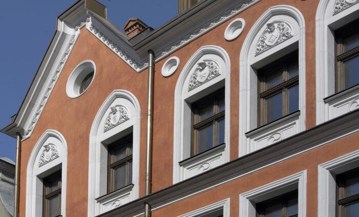 palazzo rosso poznań